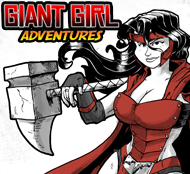 Giant Girl Adventures