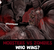 Mobsters Vs Zombies Who Wins?