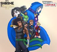 Check out Shrine Of The Monarch live on Webtoon