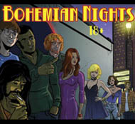 Bohemian Nights Kickstarter
