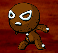 The Gingerbread Man Chronicles