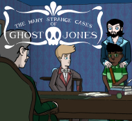 The Many Strange Cases of Ghost Jones