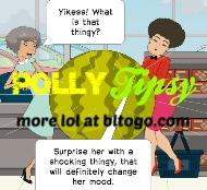Polly Tipsy