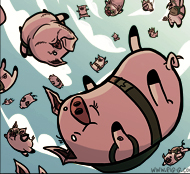 PIG-G: Piglet Incognito's Glorious Game