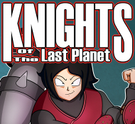 Knights of the Last Planet
