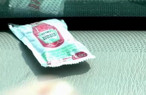 Bank Robbery - Heinz Ad
