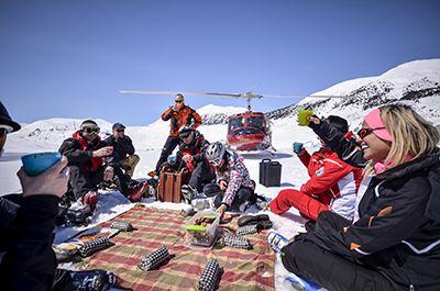 Mountaintop Dining