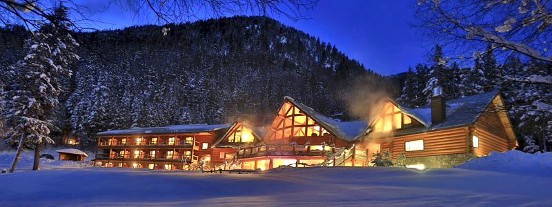 Tyax Lodge BC Canada