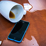 Liquipel iphone waterproofing