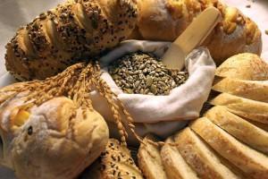 bread grains carbs
