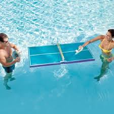 waterproof ping pong