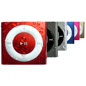 Waterproof iPod Color Family