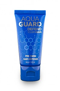 Aqua Guard protecting swimmers hair