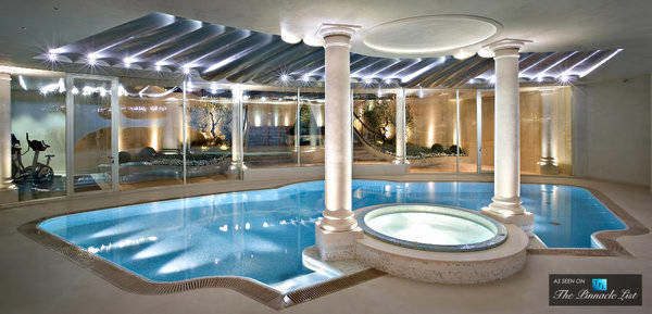 World 39 S Most Expensive Swimming Pools Underwater Audio