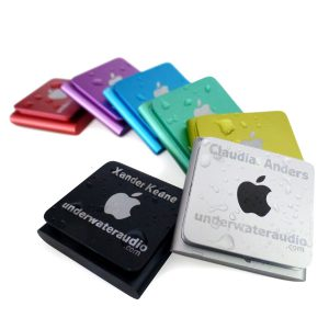 Custom Engraving on all color iPods