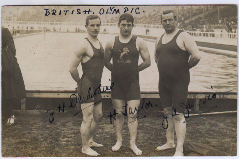 British Swimmers