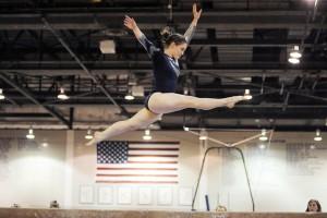 gymnast gymnastics