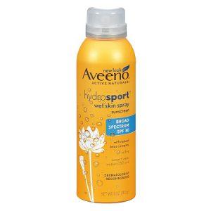 Aveeno Hydrosport