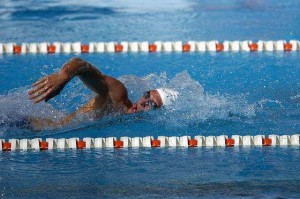 freestyle man swimmer swimming
