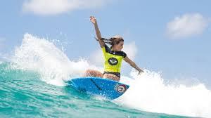 roxy surfer