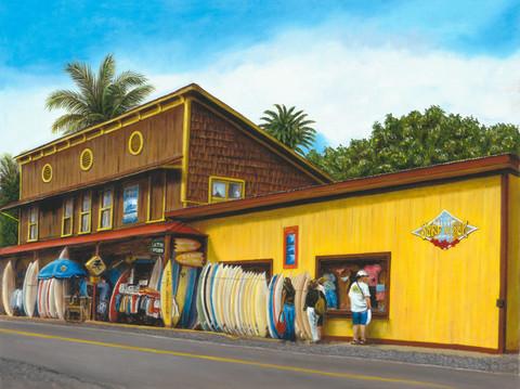 Hawaiian clothing stores in san diego