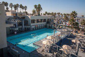 Spectrum Los Angeles gym pool