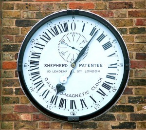 Greenwhich Clock