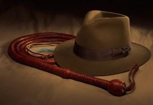 Indiana Jones' whip