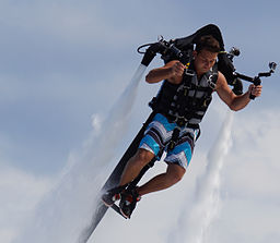 Ricky Relentless WaterSports Jet Pack