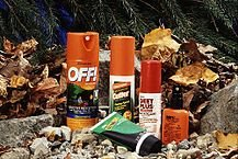 bug spray with deet