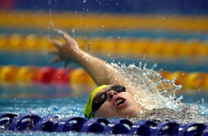 Alicia Jenkins (AUS) 200m medley SM6 Swimming 2000 Sydney PG