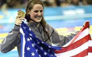 Missy Franklin at Olympics