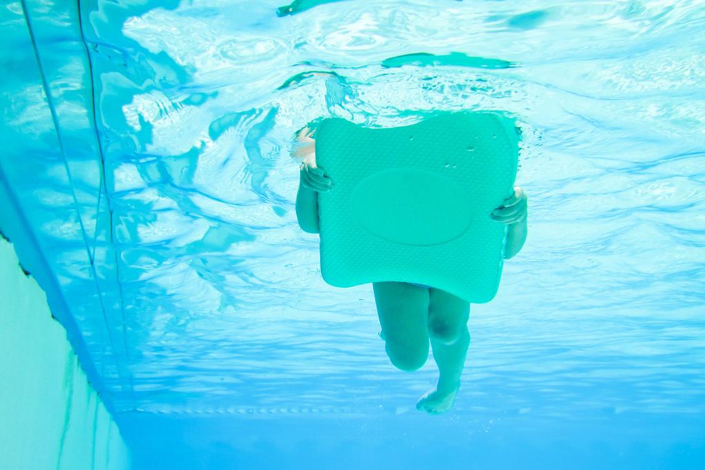 killer kickboard workouts underwater audio