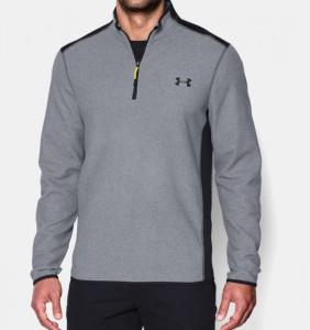 Mid Layer - Under Armour ColdGear® Infrared Fleece ¼ Zip - Men's - $52.49 (via)