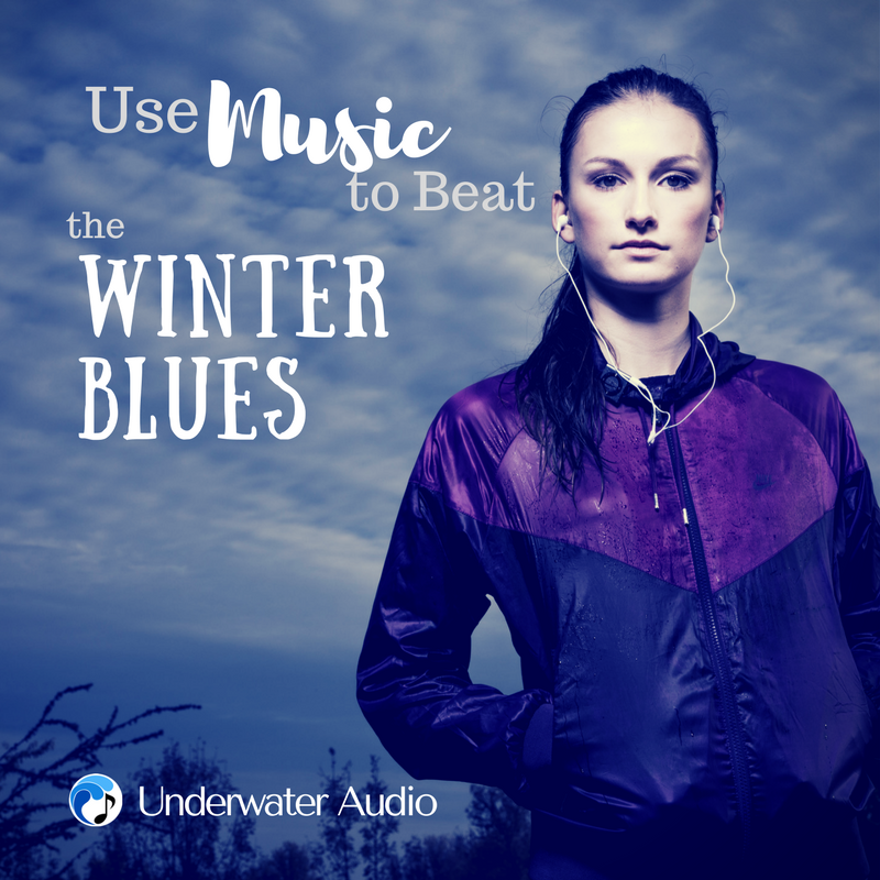 Use Music To Beat The Winter Blues Underwater Audio