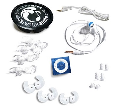 Swimbuds Sport Waterproof iPod Bundle