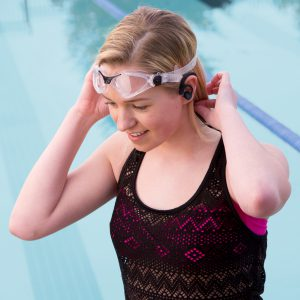 Swimbuds Fit Waterproof Headphones