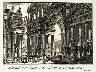 Giovanni Battista Piranesi (Italian, 1720 - 1778)