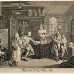Hogarth, William, Marriage a-la-Mode, plate III, 1745