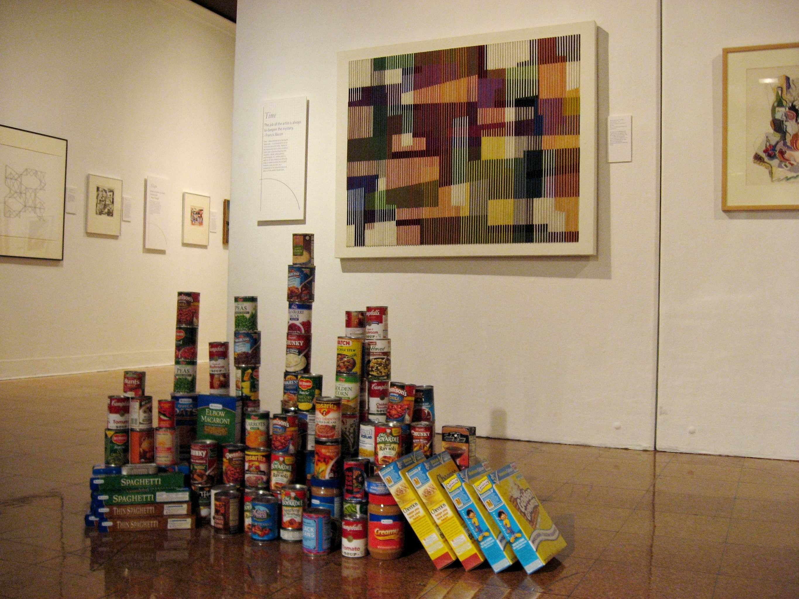 Uama Food Drive The University Of Arizona Museum Of Art