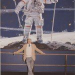 Robert McCall with Artwork Background