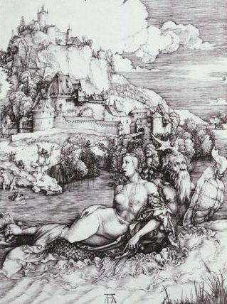 Albrecht Dürer, The Sea Monster