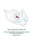 Point of Distribution (POD) Plan