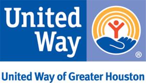 United Way of Greater Houston Logo
