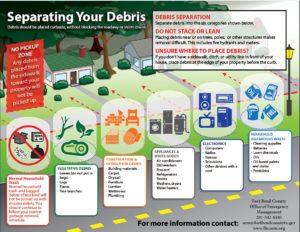 debris removal info
