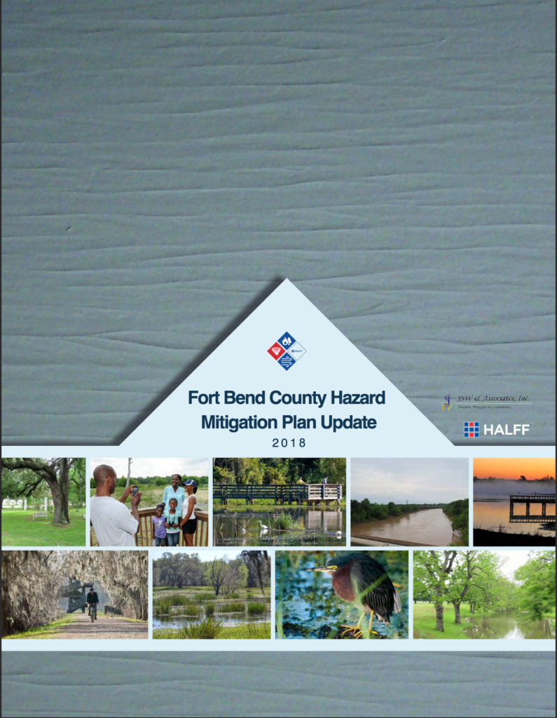 Hazard Mitigation Plan Cover 2018