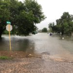 Flooding from Recent Rain Storm