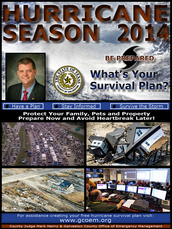 Galveston County Hurricane Preparedness Guide