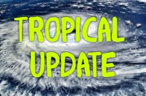 GALVESTON COUNTY TROPICAL WEATHER UPDATE