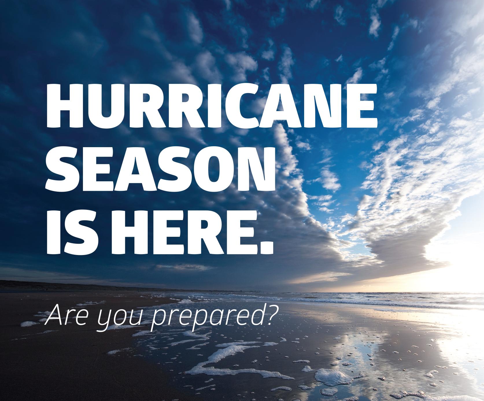 TWIA - Hurricane Season is here